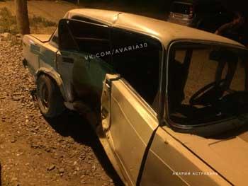Два ДТП с пострадавшими произошли на вечерних улицах Астрахани