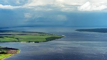 Течёт река Волга: о проблемах любимой реки астраханцев