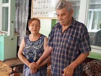 В Астраханском доме для престарелых сыграли очередную свадьбу