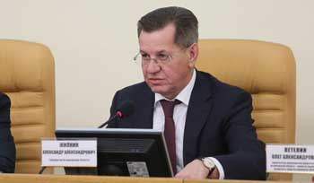 Александр Жилкин ответит на самые острые вопросы областных депутатов