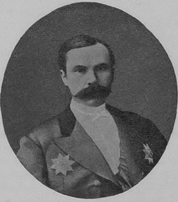 В Ленинградской области найдена могила астраханского губернатора Н.Н. Биппена