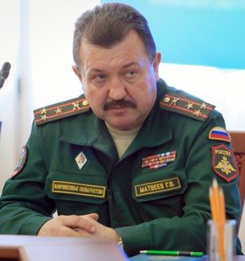 На экс-военкома Астраханской области Матвеева возбуждено второго уголовное дело: подробности