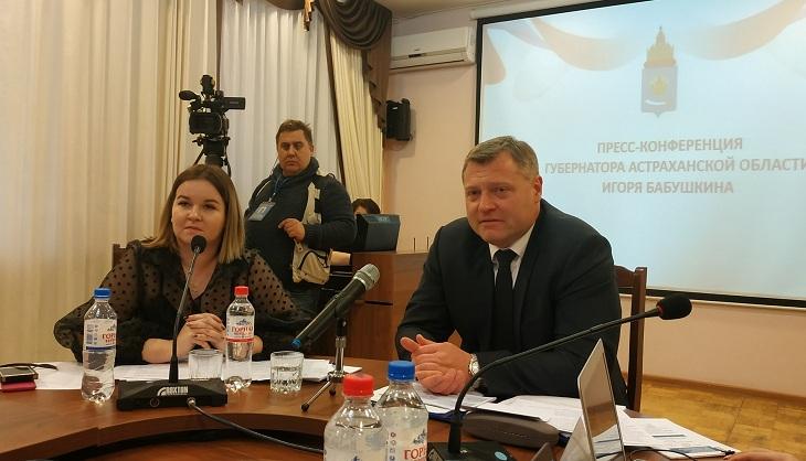 Игорь БАБУШКИН: О подготовке ко второму Каспийскому экономическому форуму
