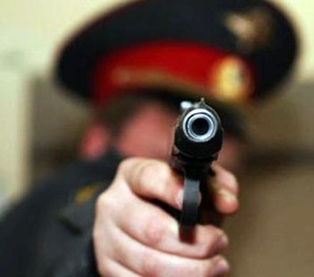 Полицейские вновь открыли стрельбу в Астрахани