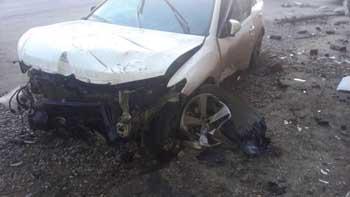 В Астрахани устанавливают личность водителя, устроившего ночью аварию на Красной Набережной