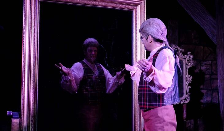 В Астраханском театре кукол готовят новогоднюю сказку