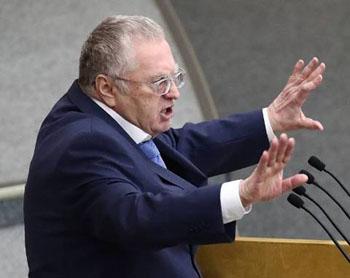 Жириновский пророчит Астрахани беды из-за израильско-иранского конфликта