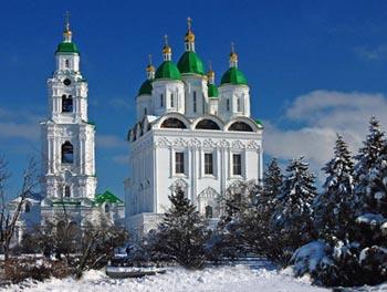 Какая погода ждёт жителей Астрахани на Новый год и Рождество