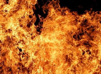 За сутки в Астраханской области произошло четыре пожара: спасено 6 человек
