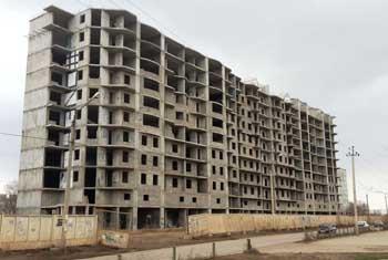 Обманутыми дольщиками строящего в Астрахани жилья заинтересовались в облдуме