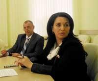 Есть ли конфликт между А. Губановой и О. Полумордвиновым?