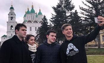 Студенты Астрахани создали Штаб поддержки Владимира Путина