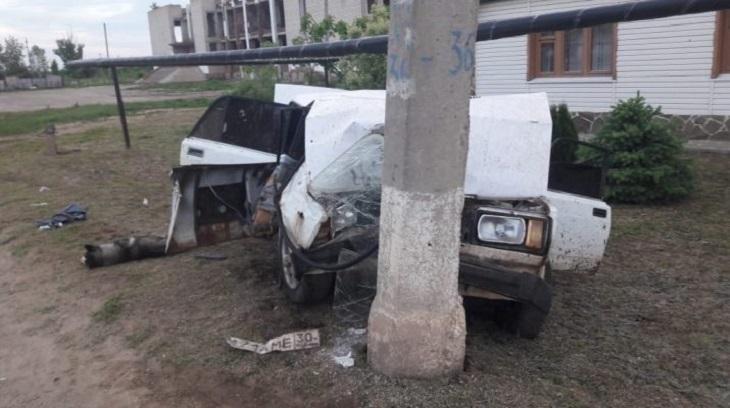 Шесть человек пострадали в ДТП на севере Астраханской области