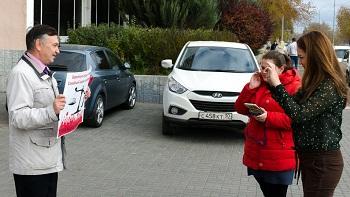 В Астрахани проведён пикет против ювенальной деятельности Верховного суда