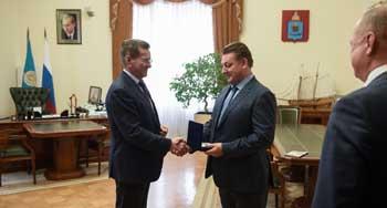 Губернатору представили план застройки нового жилого микрорайона в Советском районе Астрахани