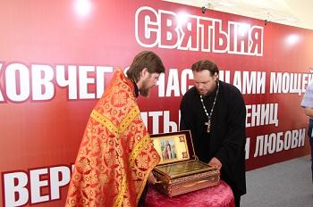 В Астрахани проходит выставка-ярмарка «Астрахань Православная»
