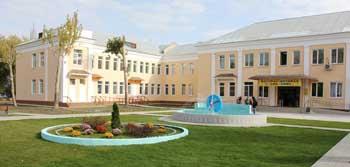В Астраханской области открыт первый детский диагностический центр
