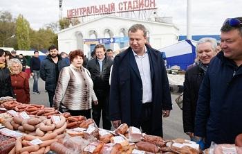 ТОП-7 повестки врио губернатора Морозова за неделю: с 15 по 21 октября