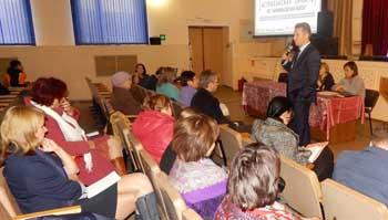 Министр здравоохранения Астраханской области Павел Джуваляков встретился с жителями села Солянка