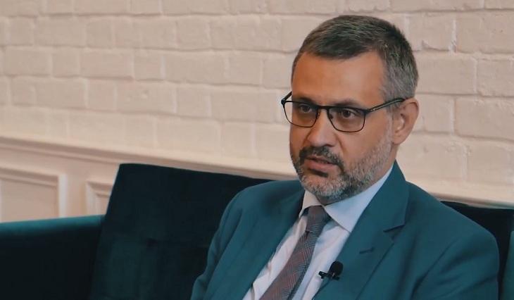 Церковный, общественный деятель, журналист Владимир Легойда посетил Астрахань и дал интервью