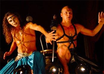 В Астрахани покажут скандальный гей-спектакль