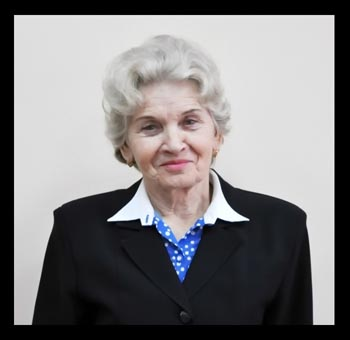 Скончалась профессор астраханской консерватории Алевтина Свиридова
