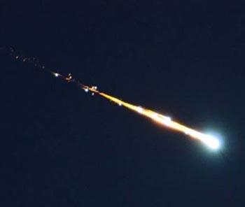 На Астраханскую область может рухнуть китайская космическая станция
