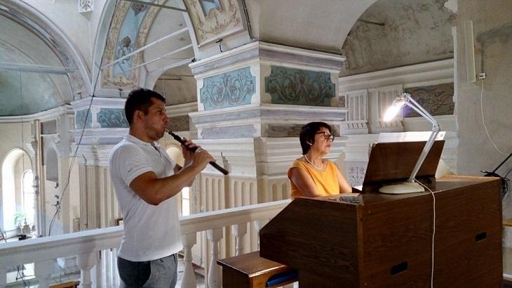 В Астраханском костёле в конце октября будет звучать не только орган