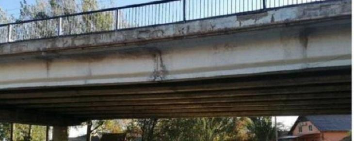 Астраханцы подозревают очередной мост в аварийном состоянии