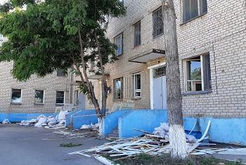 В областной инфекционной больнице начался капитальный ремонт