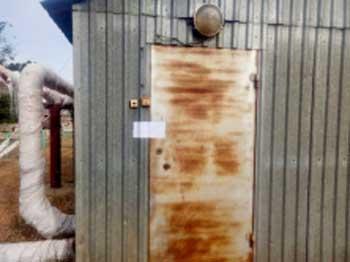 В Енотаевском районе приставами опечатана опасная котельная