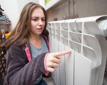 В Астрахани начали отключать отопление