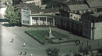 Астрахань 1949 года в цвете