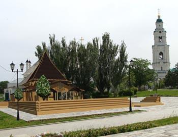 Подробности строительства в Астраханском кремле: там возводится экскурсионно-выставочный комплекс