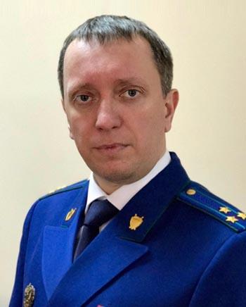 Жителей Приволжского района примет зампрокурора Астраханской области