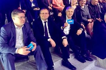 Астраханцы приняли участие в выдвижении В. Путина кандидатом в президенты