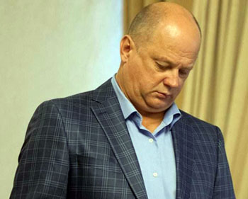 Допрошен экс-глава администрации Астрахани Олег Полумордвинов