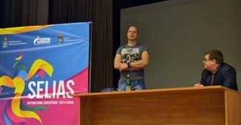 Главные редакторы астраханских СМИ прочли лекции на «Селиасе»