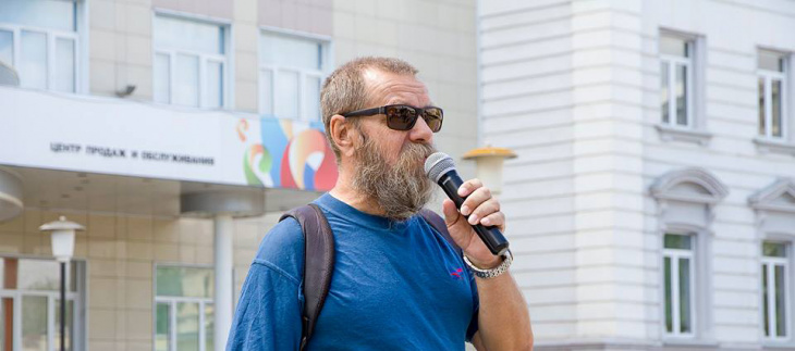 Николай ИВАНОВ: О магазинах Астрахани