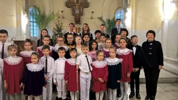 Астраханцев приглашают на рождественские концерты