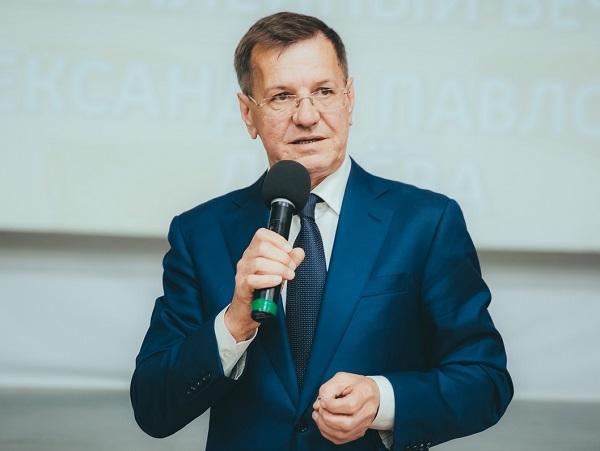 Александр Жилкин: Об Астраханском госуниверситете и его попечительском совете