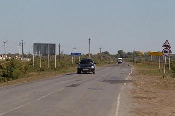 Сергей Морозов остался недоволен володарскими дорогами