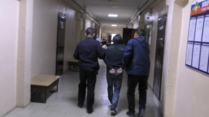 В Астрахани за разбой задержан уроженец Дагестана