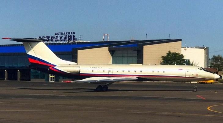Астрахань вошла в лидеры по перелётам бизнес-классом