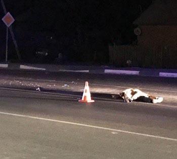 В Трусовском районе Астрахани грузовик насмерть сбил мужчину