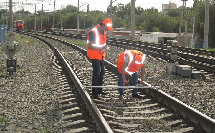 Жара: усилен контроль за инфраструктурой астраханской железной дороги
