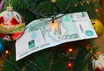 1,1 трлн руб. потратили россияне на новогодние праздники