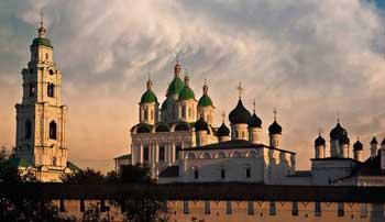 Столицей России может стать Астрахань – здесь уже есть Кремль