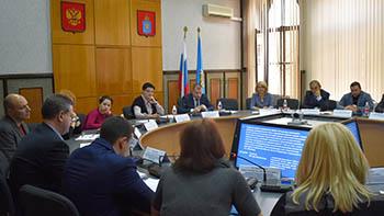 Депутаты облдумы озаботились социальными вопросами