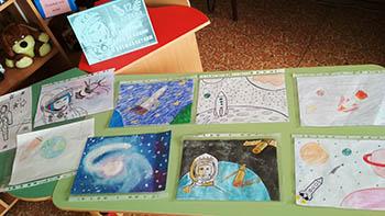 В Приволжском районе отметили День космонавтики
